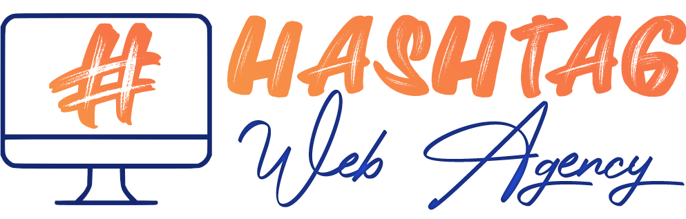 Logo Hashtag Web Agency